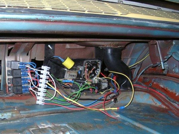 Emergency Switch Signal On An 65 T-bird Needed