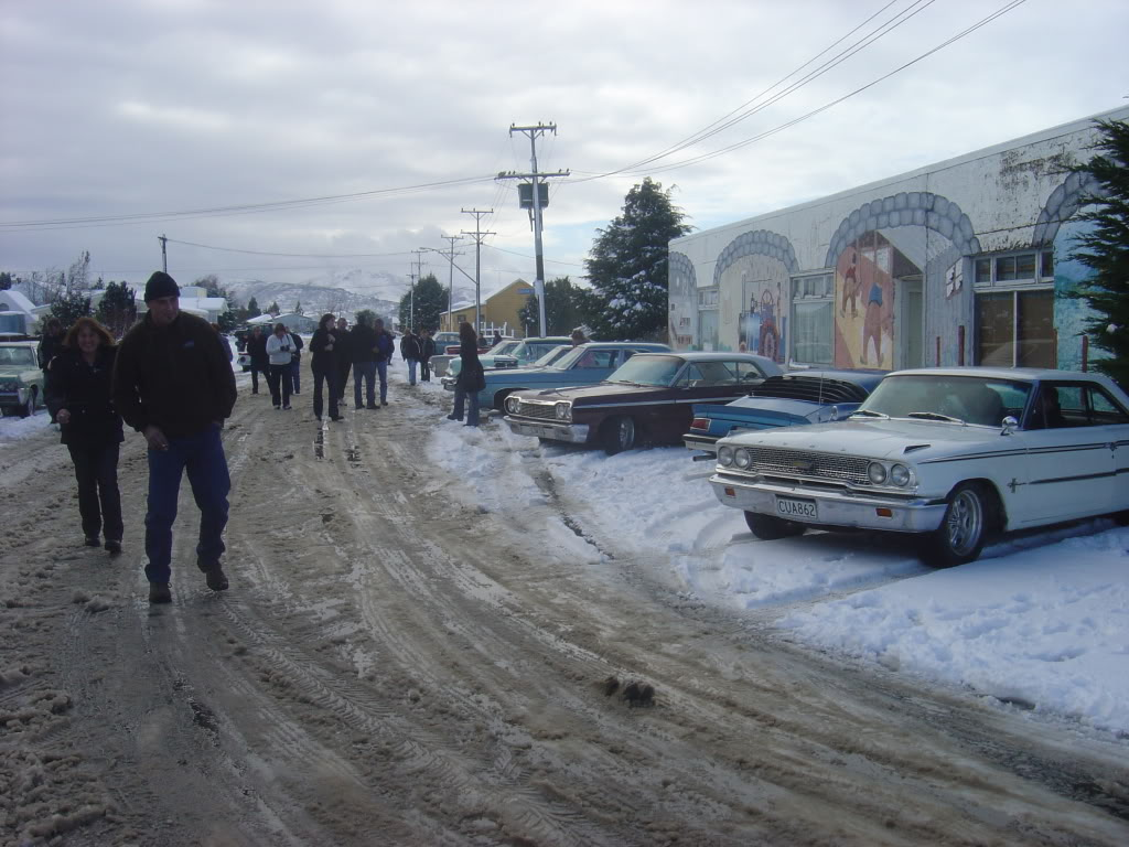 Image result for  VINTAGE WINTER ROAD RUN